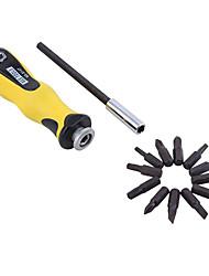 n&S® 14 fixés des outils matériels de tournevis manuel
