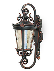 E26/E27 Traditionnel/Classique, Vers le Haut Chandeliers muraux Outdoor Lights