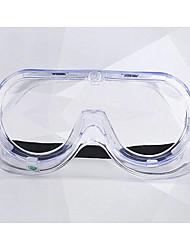 pvc verres chimiques transparent, anti vent de sable la poussière, le brouillard,