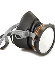 máscaras de carvão anti-formaldeído activado máscaras de proteção de poeira 3m-3200