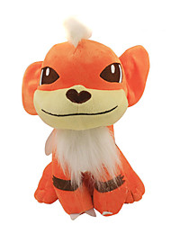 Pocket Little Monster Model Growlithe Soft Plush Stuffed Doll Toy