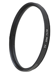 Emoblitz 55mm UV Ultra-Violet Protector Lens Filter Black