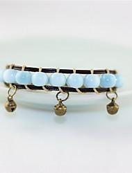 Natural Agate Strand Bracelet