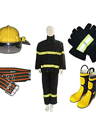 Firefighters Fire Protective Clothing Fire Retardant Clothing Fire Fighting Clothing Thickened