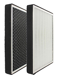 Edgar activa HEPA filtro de aire acondicionado del coche de carbono, filtro de PM 2.5, adaptador importado Audi A6 / c5