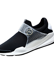 Men's Sneakers Spring Summer Fall Comfort Fabric Casual Flat Heel Others Black Blue Green Royal Blue Walking