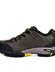 Rax Men's Hiking Mountaineer Shoes Spring / Summer / Autumn / Winter Damping / Wearable Shoes Green 41-44
