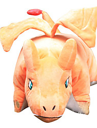 Pocket Little Monster Model Charizard Soft Plush Stuffed Doll Toy