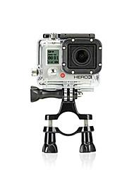 Acessórios para GoPro,MontagemPara-Câmara de Acção,GoPro Hero 5 Todos Moto Plástico Aço Inoxidável