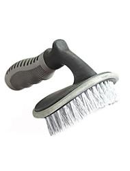 Tire Brush Car Cleaning Carpet Brush Mat Brush Supplies Car Brush Washing Tools