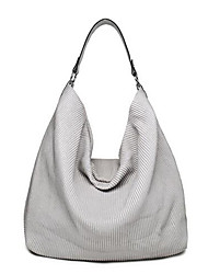 Formale-Tote-Donna-PVC-Bianco