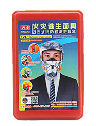 Fire Escape Mask Smoke Gas Masks TZL 30-Type Self Contained Breathing Apparatus