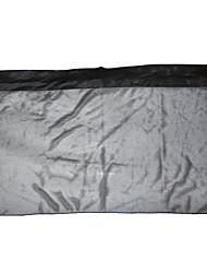 Vorhang mit zwei Saugnäpfen Sonne Isolierung Anti-UV-Autosonnenschutz 70 * 53cm
