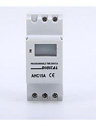 AHC15A Timing Switch ,Digital Display, Time Accumulation