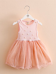 Paragraph Kids Girls Baby Children Vest Skirt Dress Gauze Veil