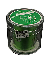 500M / 550 Yards Monofilament Green / Orange / White / Red / Blue 120LB 0.2 mm For General Fishing(Random Delivery)