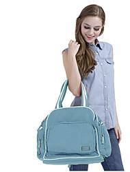 Women-Professioanl Use-Nylon-Diaper Bag-Pink / Blue / Green / Orange / Red