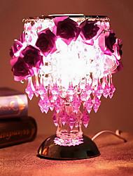 levantou-se essencial aromaterapia óleo da lâmpada de indução incenso nightlight