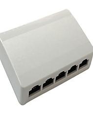 YJ-LINK US / EU 5 Elégant Pour réseau Ethernet
