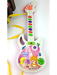 Music Toy Plastic White / Pink Leisure Hobby Music Toy