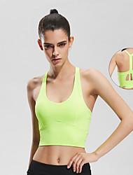 Jinxiuheshan® Running Bra / Tank / Underwear / Tops Women's Breathable / Quick Dry / Lightweight Materials / Sweat-wicking Elastane / TeryleneYoga /