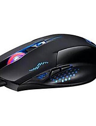 Slim USB Wired Gaming 1600DPI Mouse