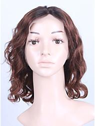 EVAWIGS 10inch Brazilian Vrigin Hair Wigs 100% Human Hair wave Human Hair Full Lace Wigs for fashion Women