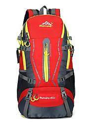 45 L Rucksack Freizeit Sport Reisen Laufen Wasserdicht Multifunktions Nylon