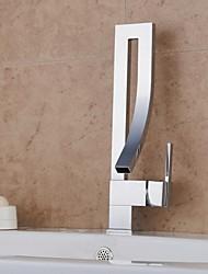 New Design Single Handle Bathroom Sink  Faucet /Mixer Tap