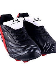 Chaussures Noir Tulle / Similicuir Football Unisexe