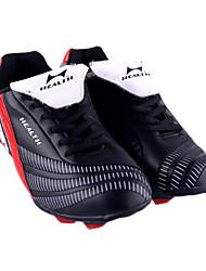 Sapatos Futebol Unissex Preto Tule / Courino