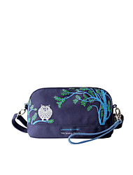 Flower Princess® Women Canvas Shoulder Bag Blue-1511SX001