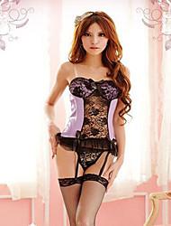 Women Lace Lingerie Nightwear,Cotton / Lace