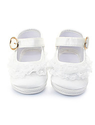 Baby Shoes Outdoor / Work & Duty / Casual Cotton Flats White