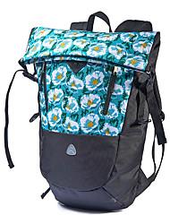 40L L Tourenrucksäcke/Rucksack Camping & Wandern Draußen Wasserdicht / Schnell abtrocknend / tragbar Blau Polyester / Tactel Rax