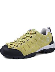 Ботинки / Походные ботинки(Желтый / Синий) -Муж. / Жен.-Пешеходный туризм