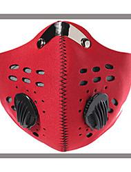 mfkz001 type de bandage activé masque de carbone coupe-vent masque antipoussière VTT