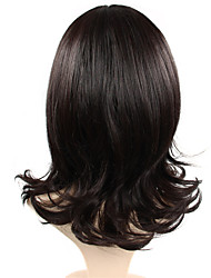 Middle Length Hair European Weave New Style Synthetic Hair Wig