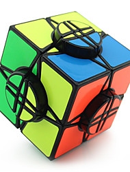 Yongjun® Smooth Speed Cube Alien Professional Level Magic Cube / Puzzle Toy Black / White / Pink Plastic