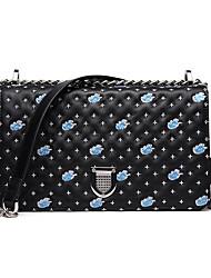 Stiya Fashion Top Grade Sheepskin Multifunction Large Capacity Lady Lovely Shoulder Bag