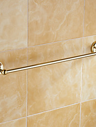 Towel Bar / Polished Brass / Wall Mounted /60*15*10 /Brass /Antique /60 15 0.542