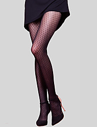 Women Sexy Thin Pantyhose,Velvet / Spandex Fishnet tights Slim Long Stockings
