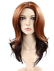 Long Straight Hair Women Wigs Fashion Hair Wig Girl Gift Synthetic Wigs