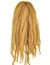Afro Twist Braid 6 packs Marley Braid 18Inch Crochet Braids Kanekalon Fiber havana twist synthetic braid