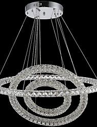 0.5 Luzes Pingente ,  Contemprâneo Galvanizar Característica for Cristal / LED MetalSala de Estar / Quarto / Sala de Jantar / Cozinha /