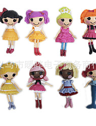 Mga Lalaloopsy Happy Angel Doll Ornaments Plastic Doll