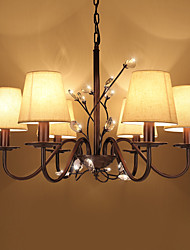 LightMyself  Chandelier  Modern/Contemporary Painting Feature for LED  MetalLiving Room / Bedroom / Dining Room