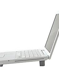 ventola di raffreddamento portatile con collegamento USB per il computer portatile taccuino