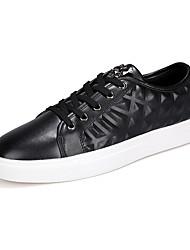 Men's Fashion 3D Casual Shoes Microfiber Board Flats Sneakers Shoes