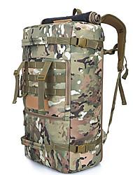 2 L sac à dos Camping & Randonnée Sport de détente Multifonctionnel Noir / Olive Oxford Other
